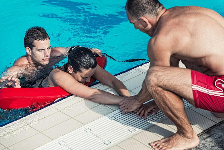 7-8 ans   Petits Nageurs   Water Polo