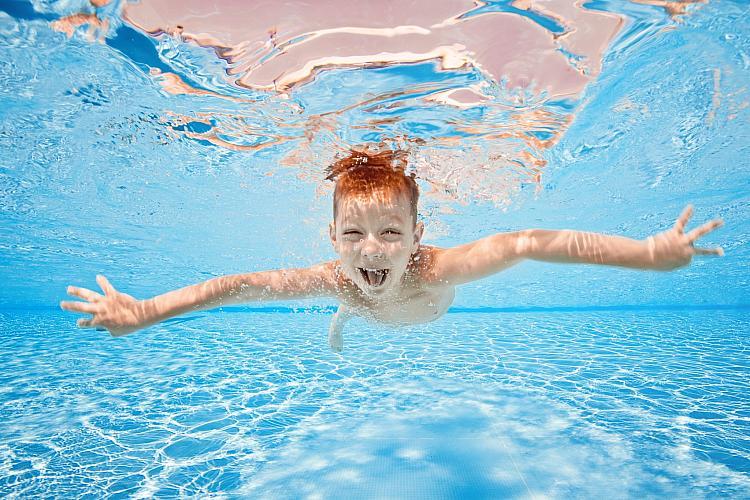 11-14 ans | Camp découverte | Grands nageurs