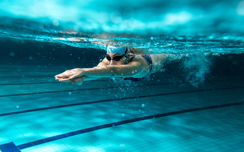 Swim Strokes - Triathlon